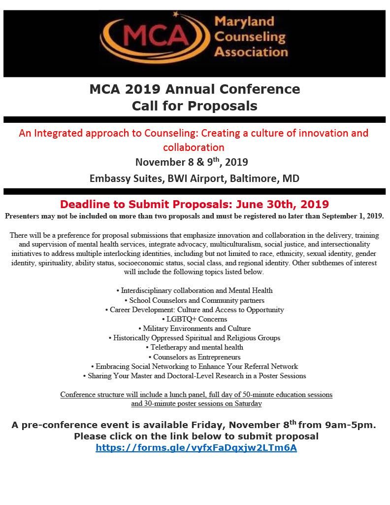 Maryland Counseling Association - Home